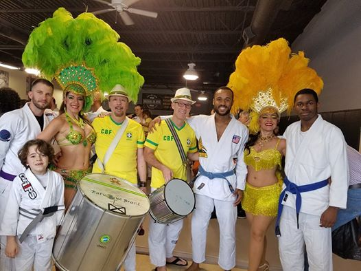 We enjoyed the Brazilian Samba show by Dance Brazil. It was a spectacular show and  we all enjoyed it!!