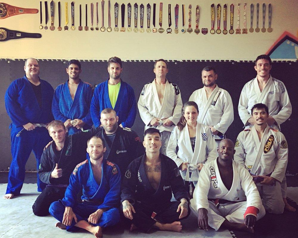 Shane W at World Triumph Martial Arts - Tallahassee, FL