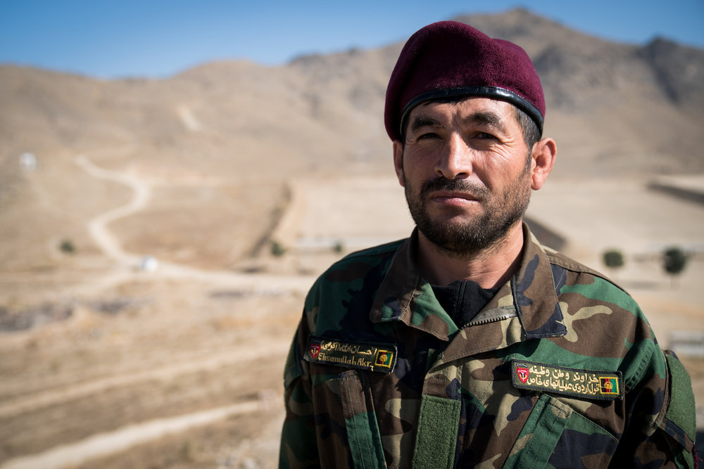'I Have Already Killed Many Taliban' - Meet an Afghan Commando Who's Spent 12 Years FightingBusiness Insider | November 6, 2017