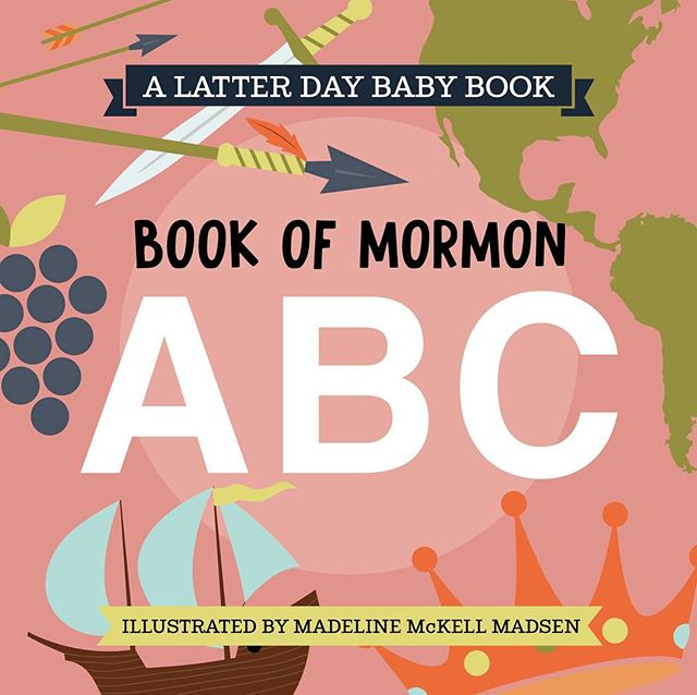 We are so excited to announce another book coming in July!! Book of Mormon ABC! We can't wait! We will be adding three new books to our collection as well as restocking Temples Around the World. We will share the other new book shortly as well as sneak peeks of the inside of all three! Thanks so much for the love on our last post. It really means a lot! You guys are all so kind!