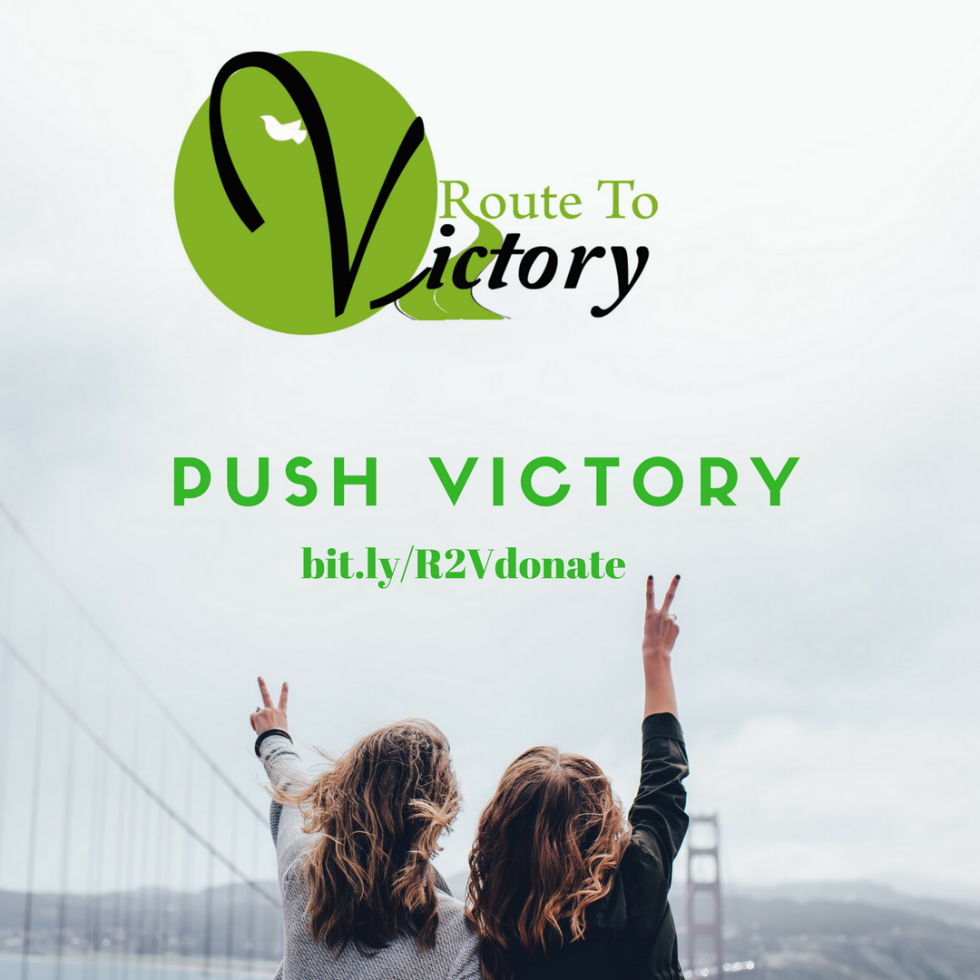 - Push Victory Fundraiser A fundraiser designed to motivate individuals to create their victories through action and to raise funds to provide services, resources, and etc. to families interested in learning money management, eliminating their debt, building self, and create  the lifestyle thet desire by becoming financially healthy.