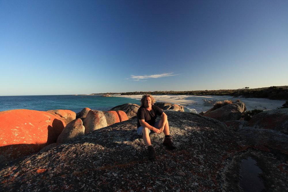Tim Crawshaw - The Bay of Fires........JPG