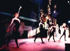 Sr. Elite performing at O'Keefe Centre 1985