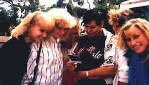 Monaco 1985 (with Madame Tchakarova)