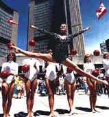 Sr. Elite 1989  Canada Day at City Hall, Toronto