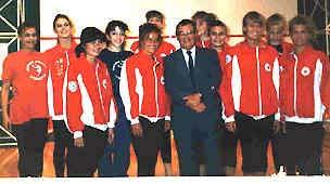 Children's Elite 1989-90 (coach Reet Krieger)