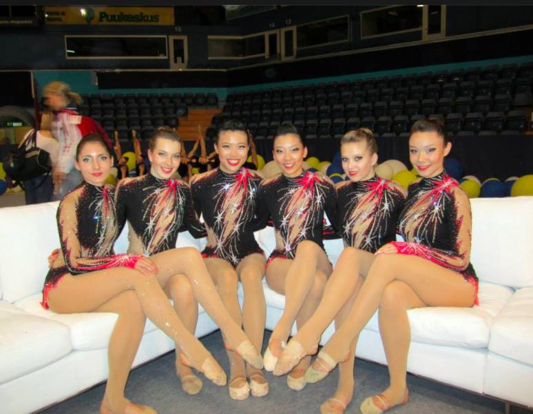 AGG World Championships Finland, Lahti 2013