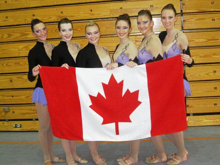 Representing Canada in Estonia