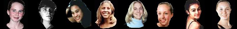 Kaia Rannem,ClareMcFarquhar,GloriaHui,ShirraCremer,JanineRomeiko, RebeccaLovisek, MariaKaragiorgakis, Katie McMahon