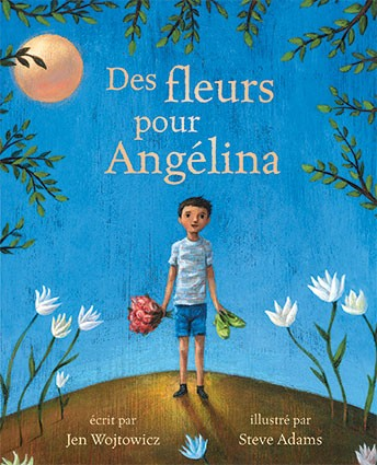 """The Boy Who Grew Flowers"" is one of the most beautiful Barefoot Books we have. It's available in French and English."