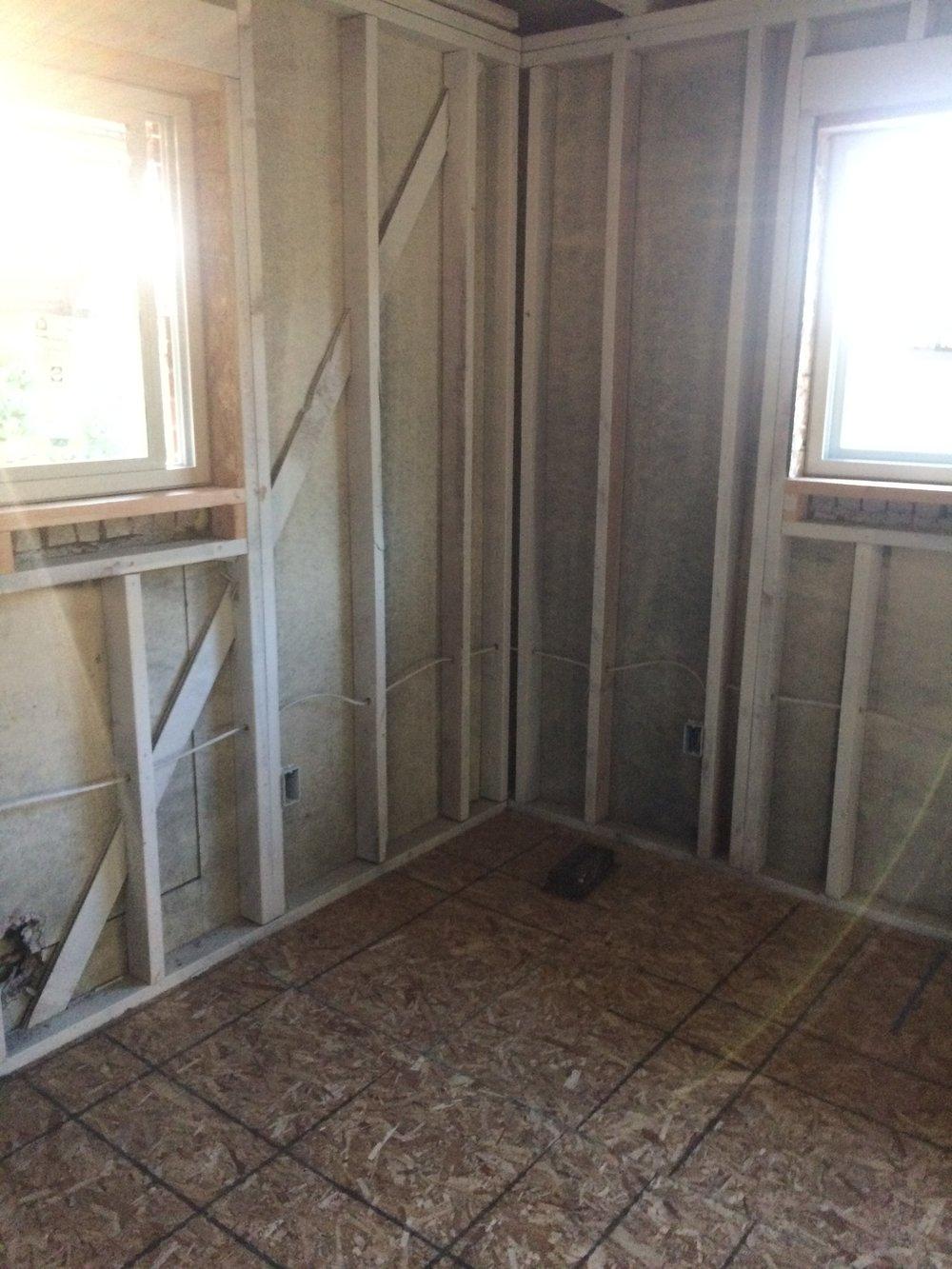 Atticus's room