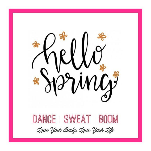 Yesterday was the first day of spring, which means it's almost Spring Break. @dancecodestudio will be CLOSED from Friday, March 24th to Sunday, April 2nd so all classes there will be CANCELLED. . Classes will still be running in Windermere and St Albert, as usual. . #burlesqueboom #dancesweatboom #burlesque #fitness #yegfitness #yegfit #yegburlesque #yegdance #yeg #stalbert #stalbertfitness #spring #springbreak