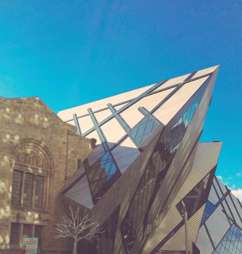 The Royal Ontario Museum in Toronto, Canada. Credit:  Glendon Mellow