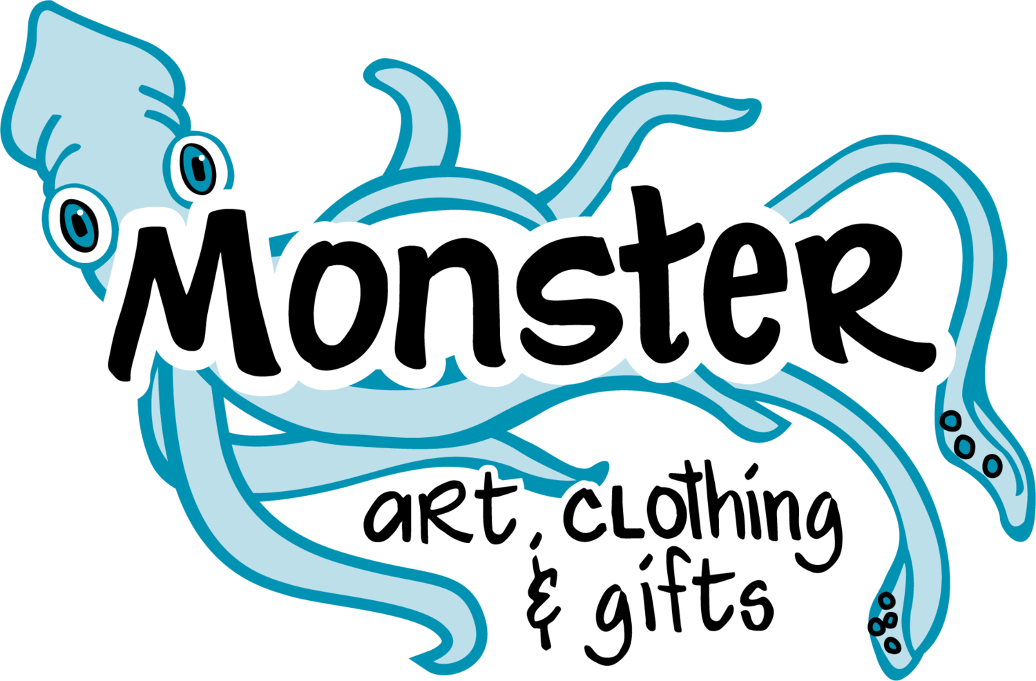 Monster: Art, Clothing & Gifts