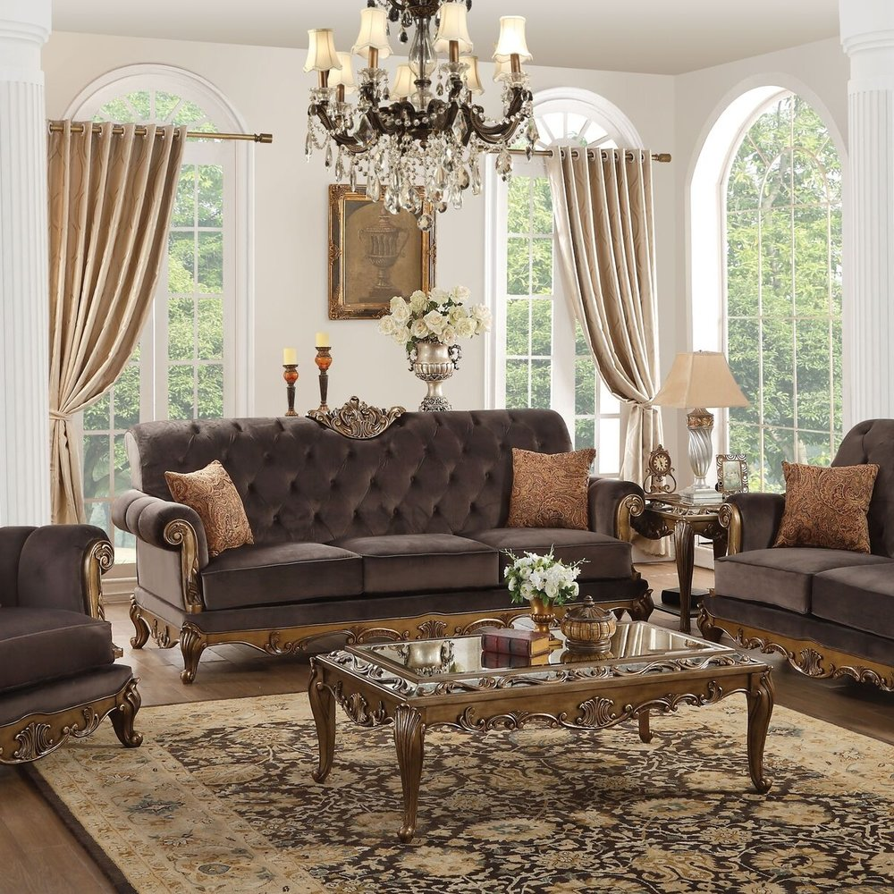Orianne Living Room Set