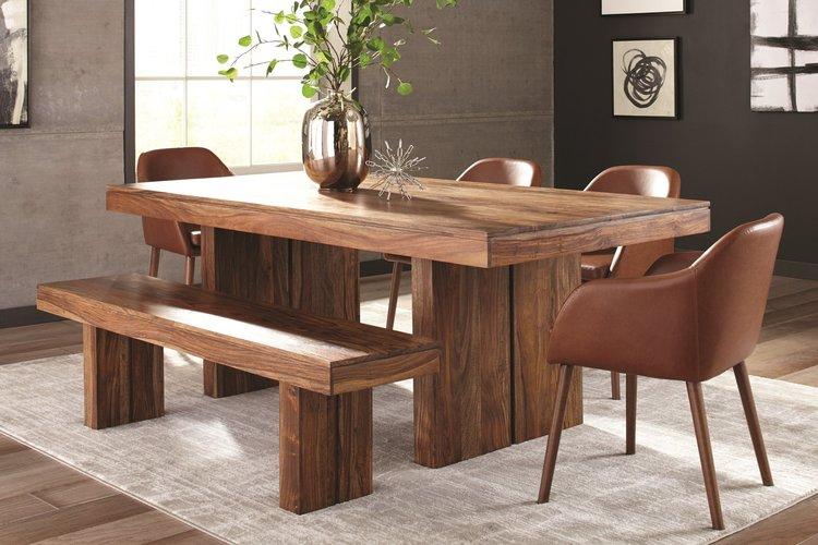 Hillsborough Rustic Dining Set — Casa Bella Furniture Gallery