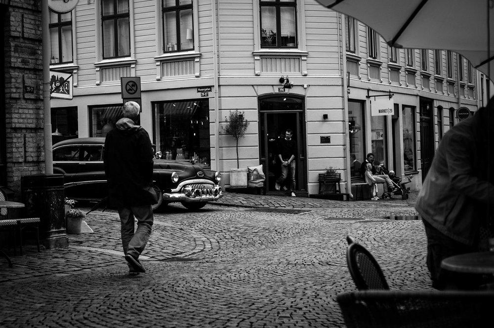 Haga Nygata/Husargatan