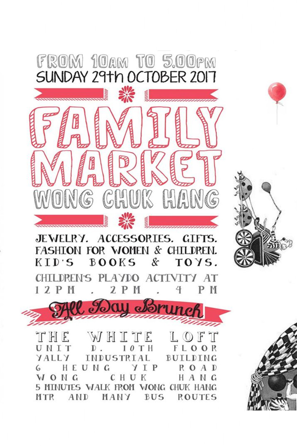 Paper-Roses | Events | Family Market Sunday 29 October