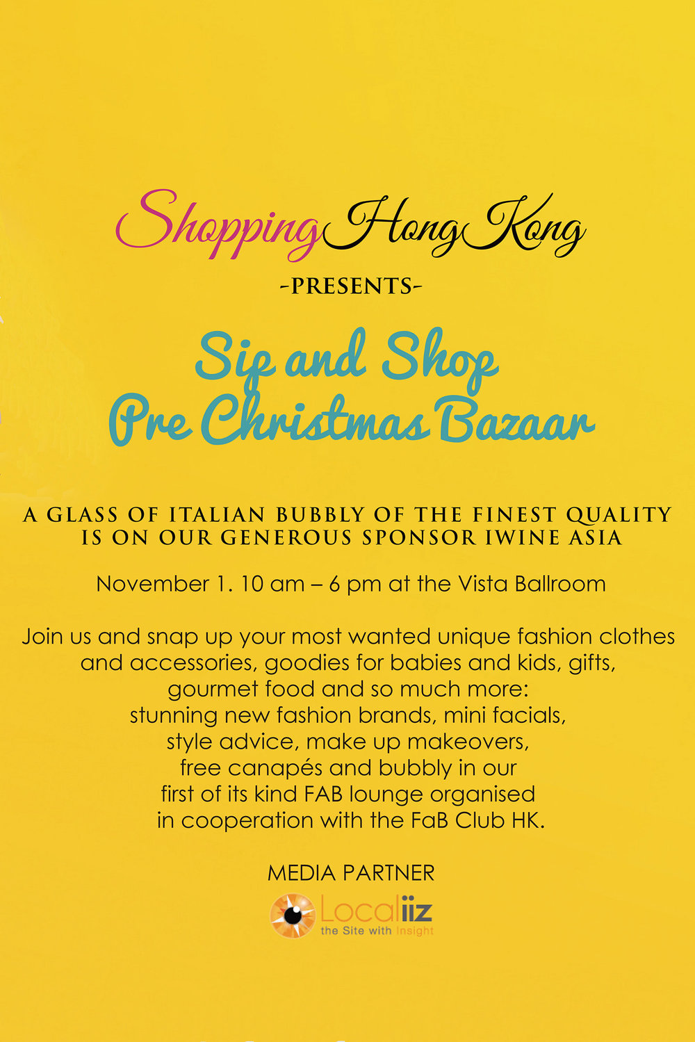 Paper-Roses | Events | Shopping Hong Kong Pre Christmas Bazaar Wednesday 1 November