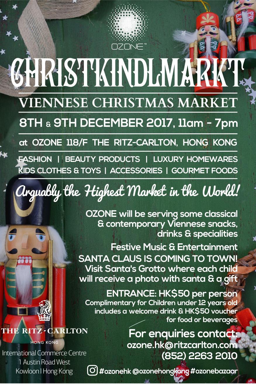 Paper-Roses | Events | Ozone Christkindlmarkt 8 December 2017