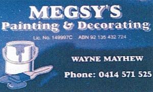 Megsy's Painting & Decorating