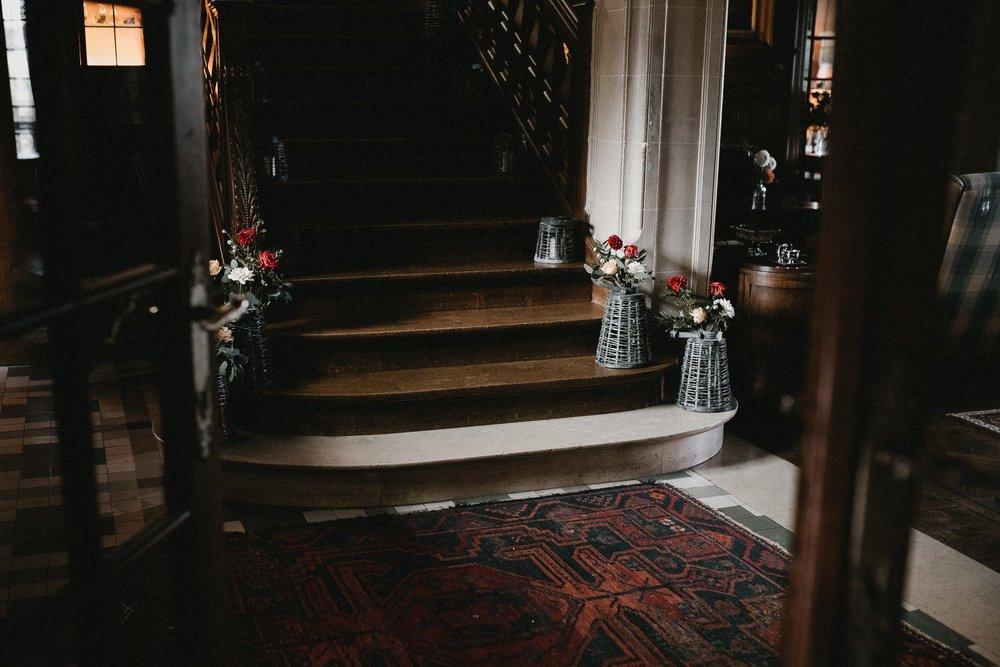 bruidsfotografie chateau presseux