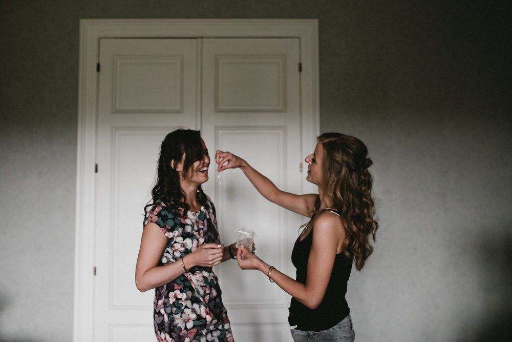 bruidsfotograaf chateau presseux