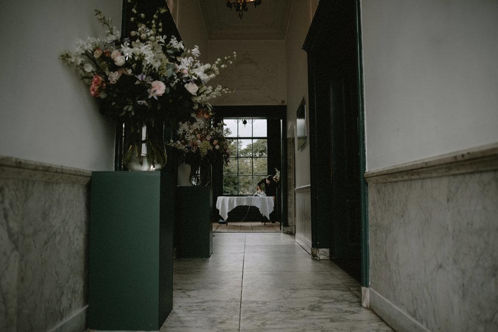bruidsfotograaf Amsterdam Huize Frankendael
