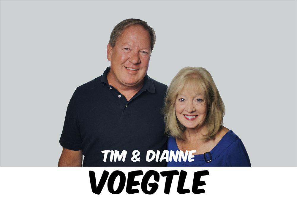 TIM & DIANNE VOEGTLE