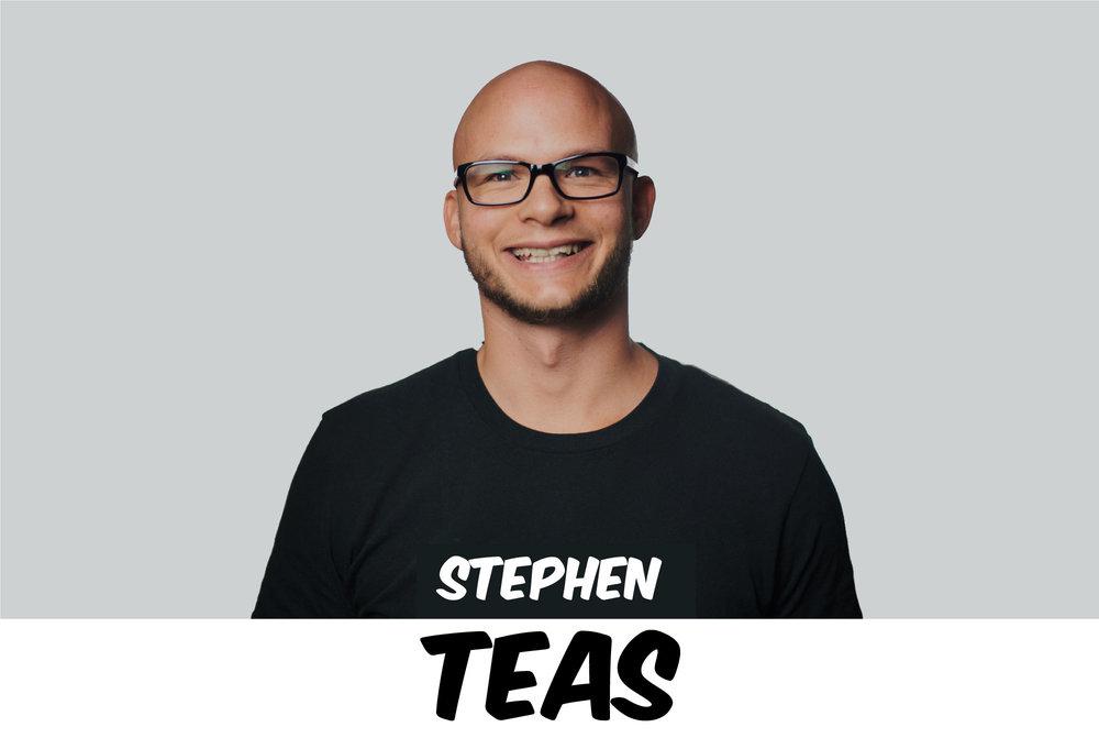STEPHEN TEAS