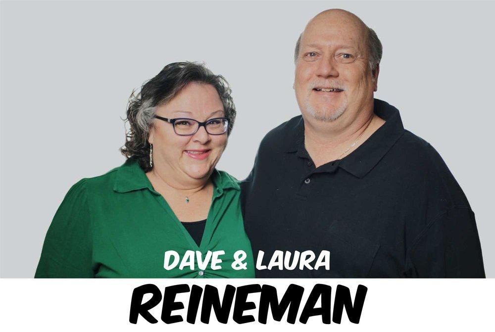 Dave & Laura Reineman