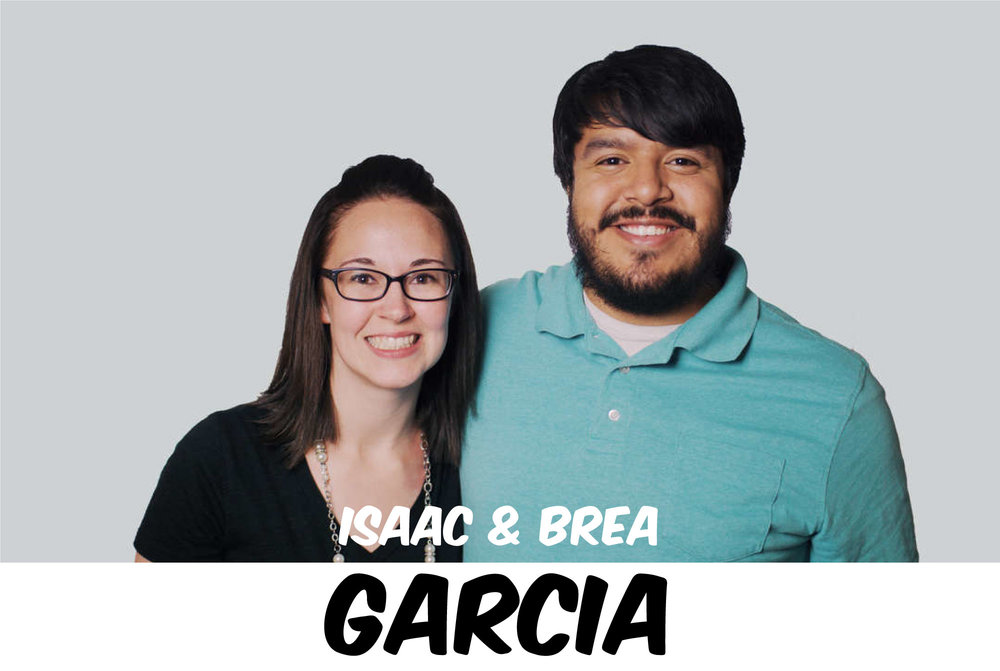 ISAAC & BREA GARCIA