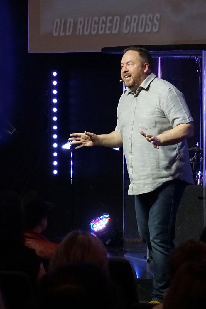 Pastor Matt Molt