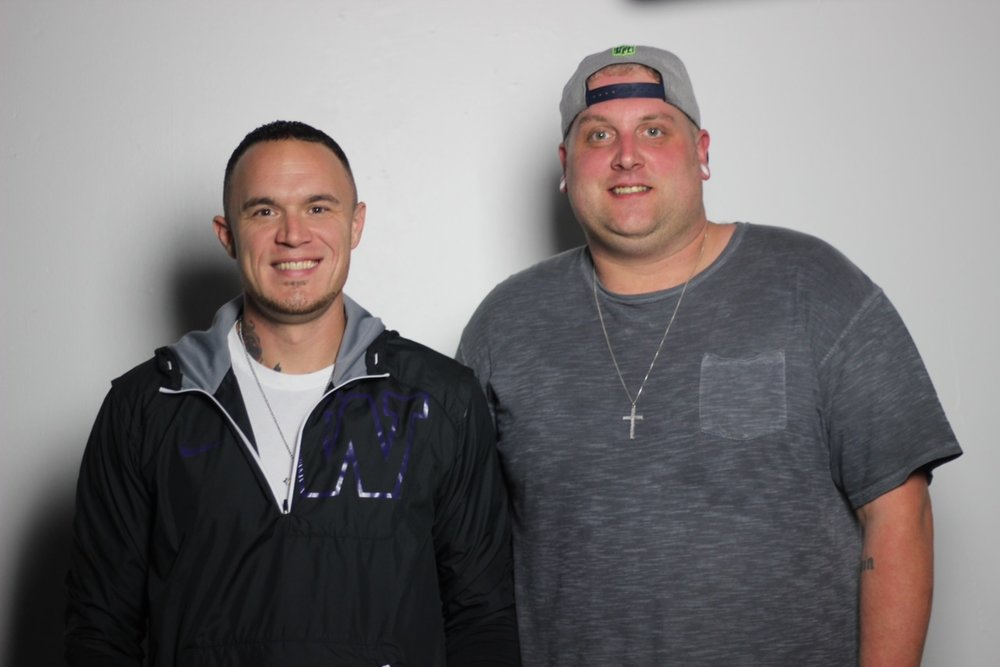 """Eric Redmond & Andrew Sampson - wednesday - 6-8:00pm in KennewickMen, No ChildcareNo More Excuses by Tony Evans""""We hope to see people grow in their relationship with Jesus.""""Eric (509) 491-0810 
