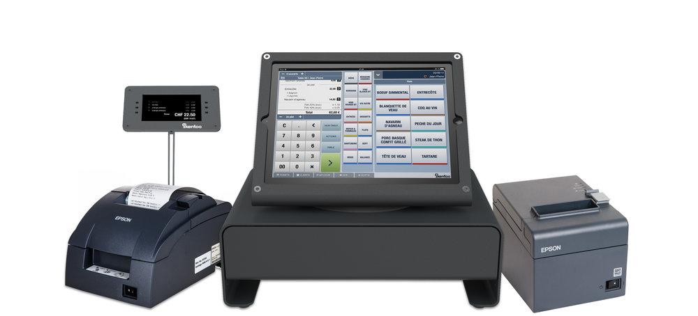 iKentoo-caisse-enregistreuse-ipad-afficheur-client-imprimante
