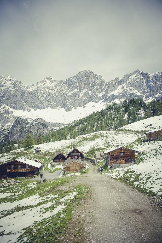 village alpin basse saison