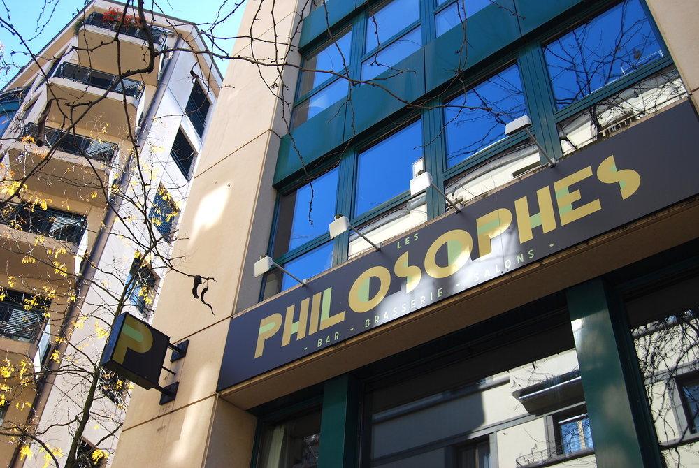 Les Philosophes à Genève