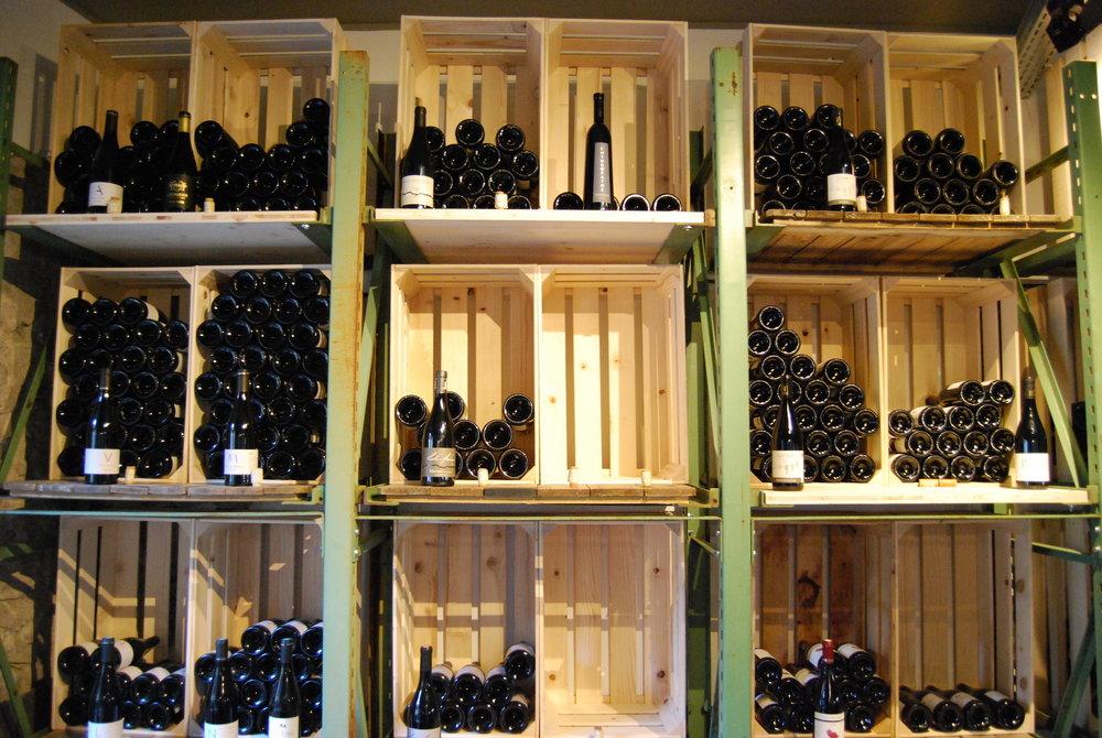 Les vins publics à Carouge (Genève)