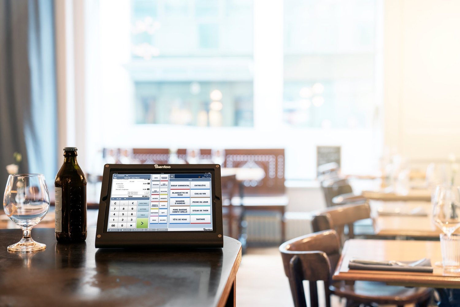 iPad®-based Hospitality Point of Sale and business management system ...