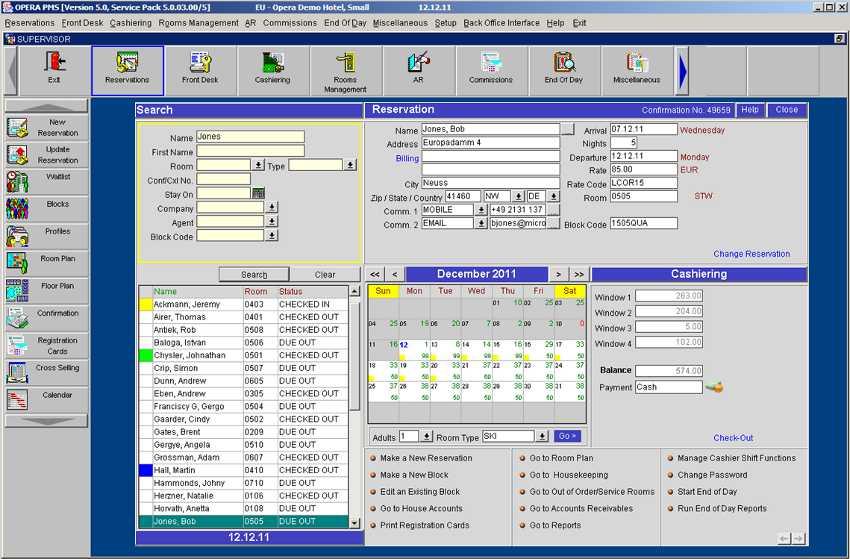 OPERA PMS DashBoard_screenshot.jpg