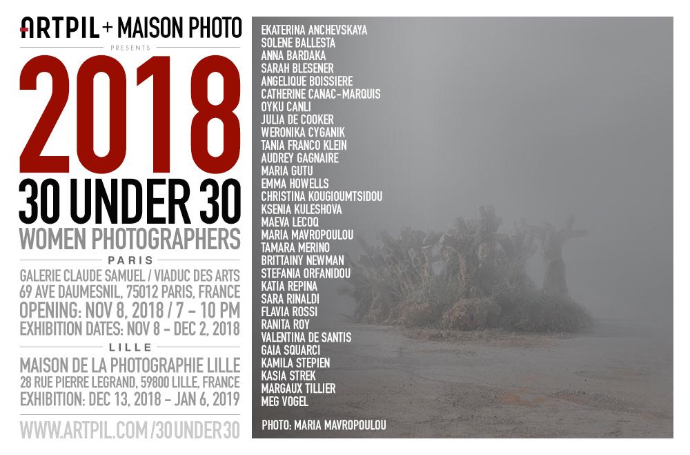 30 under 30 women photographers 2018 Maria-Mavropoulou