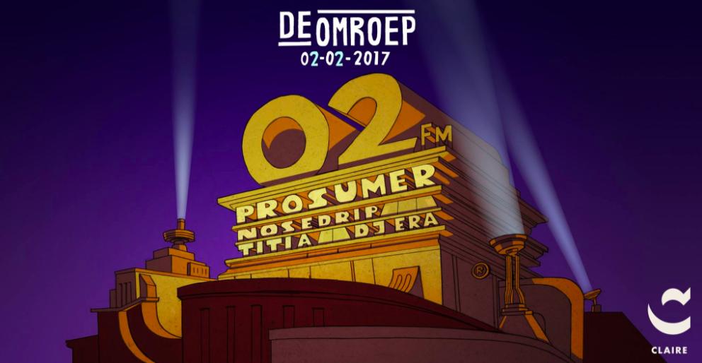 De Omroep - 2 fabruari 2017