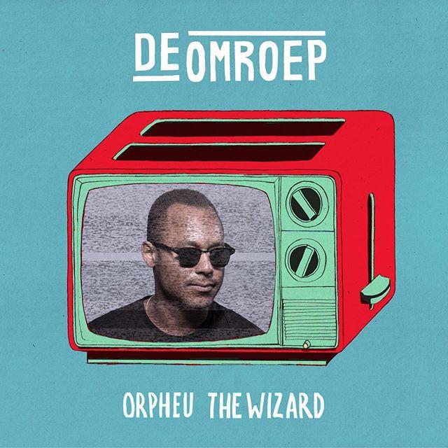 Zonder verwachting verrast worden, dat is de tovenarij van Orpheu. Vind hem in de late uurtjes vrijdag.