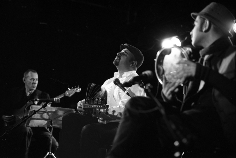 Joseph Tawadros Trio, 2011.  Red Rattler, Marrickville.