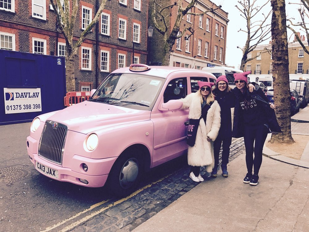 Pink Taxi VERVE