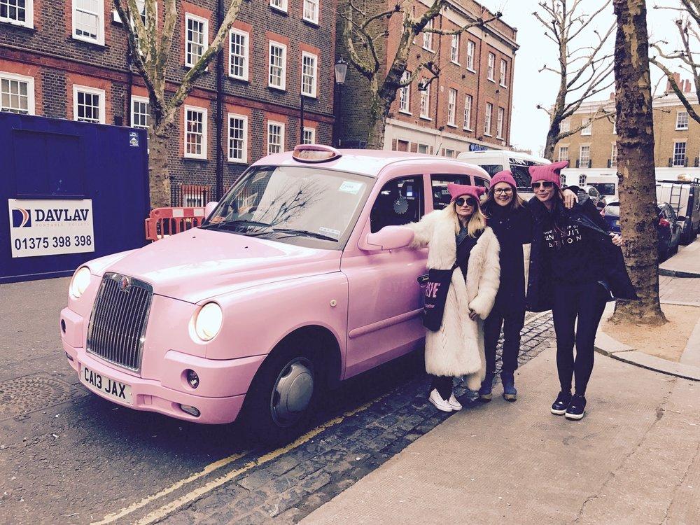 Pink Taxi VERVE