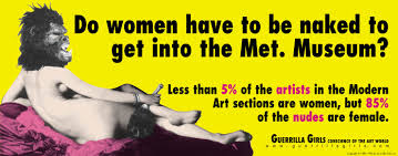 Sexism in Art