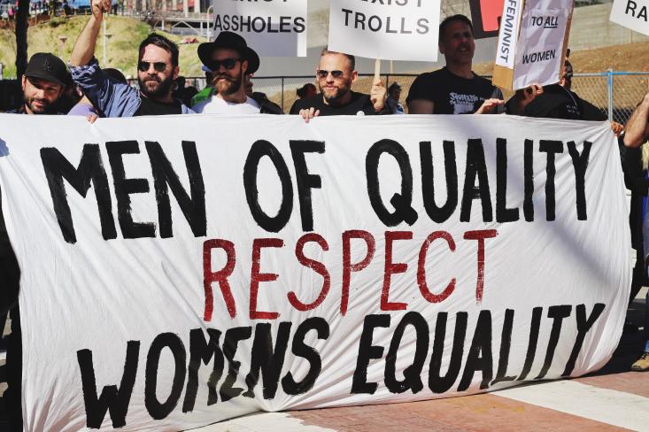 Men Feminists