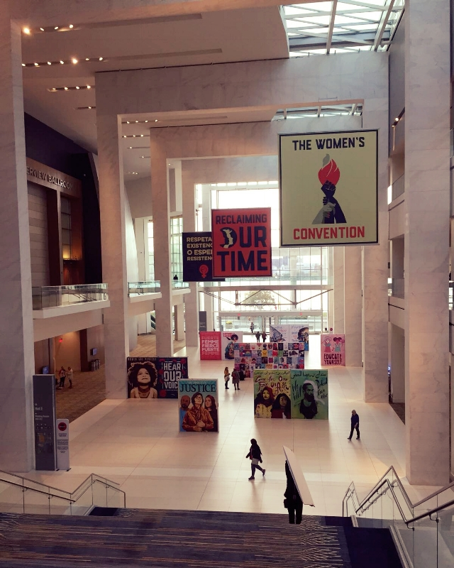 Women's Convention_Detroit_Day 1.JPG