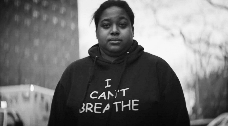 Erica Garner_I Cant Breathe